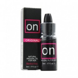ON NATURAL AROUSAL OIL FOR HER