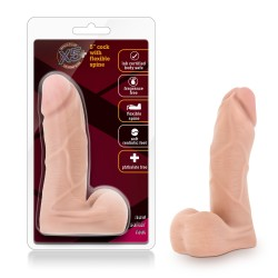 """X5 PLUS  5"""" COCK WITH FLEXIBLE SPINE"""